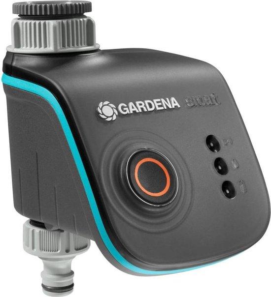 GARDENA Smart Water Control - Besproeiingsduur 1min tot 10u