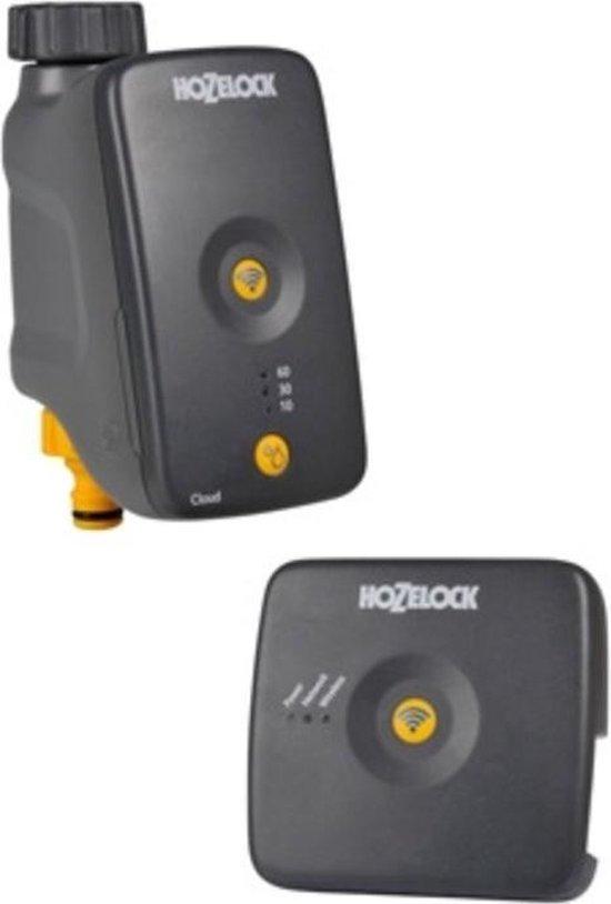 Hozelock Cloud Controller een watertimer voor je bewatering van je tuin met je smartphone of tablet