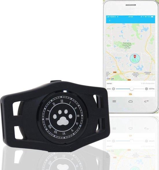 ProductPlanet - GPS Tracker - Werkt met simkaart - Hond - Gratis App