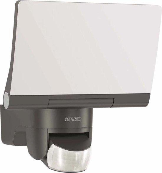 Steinel XLED Home 2 Schijnwerper - Met bewegingssensor - IP44 - Grafiet
